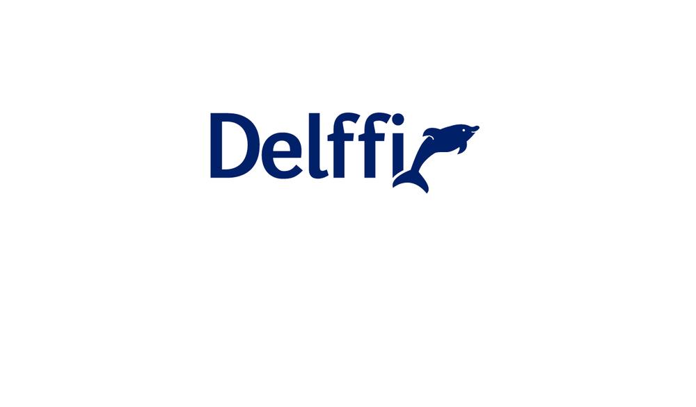 Delffin logo