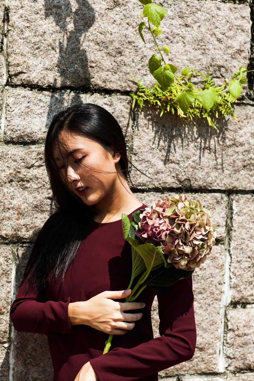 Kelly Chan Yeuk Lam shot by Brian HK Chan for Rhea Magazine, Hong Kong