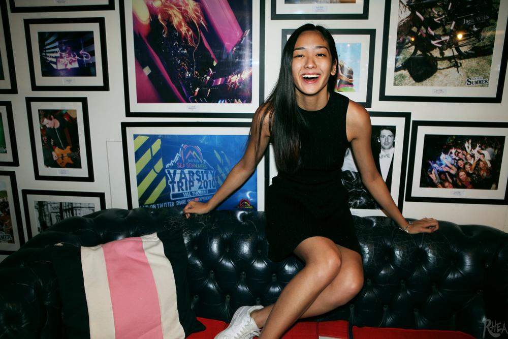 Audrey Lim shot by Brian HK Chan for Rhea Magazine