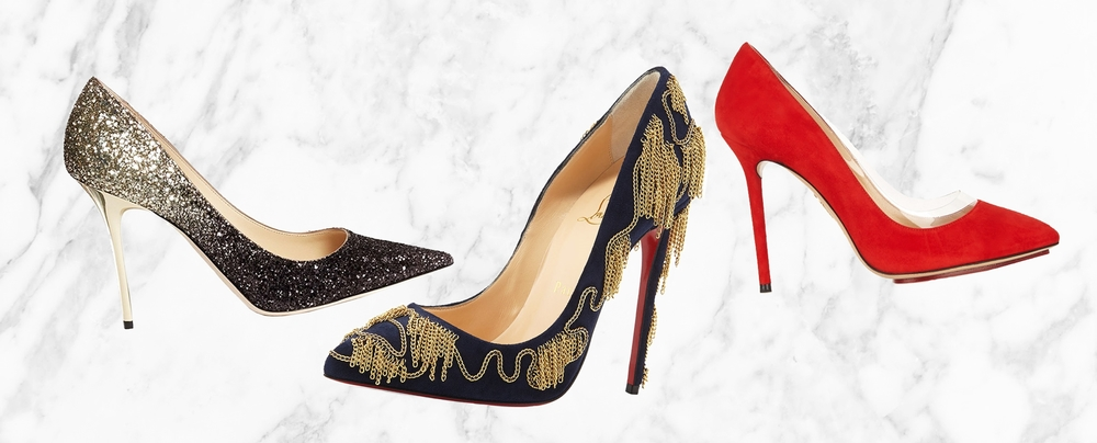 Show Stopping Shoes Holiday 2015