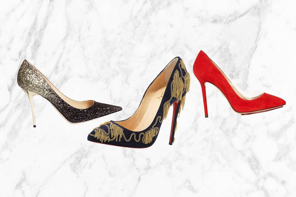 See more: 12 Show-Stopping Party Shoes