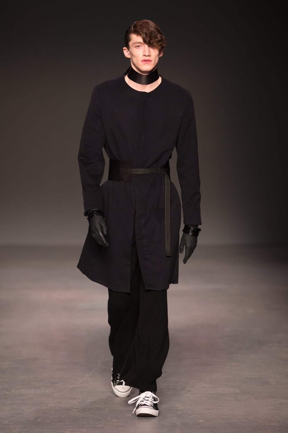 Rory Parnell-Mooney at MAN AW16 Show, London Collections Men