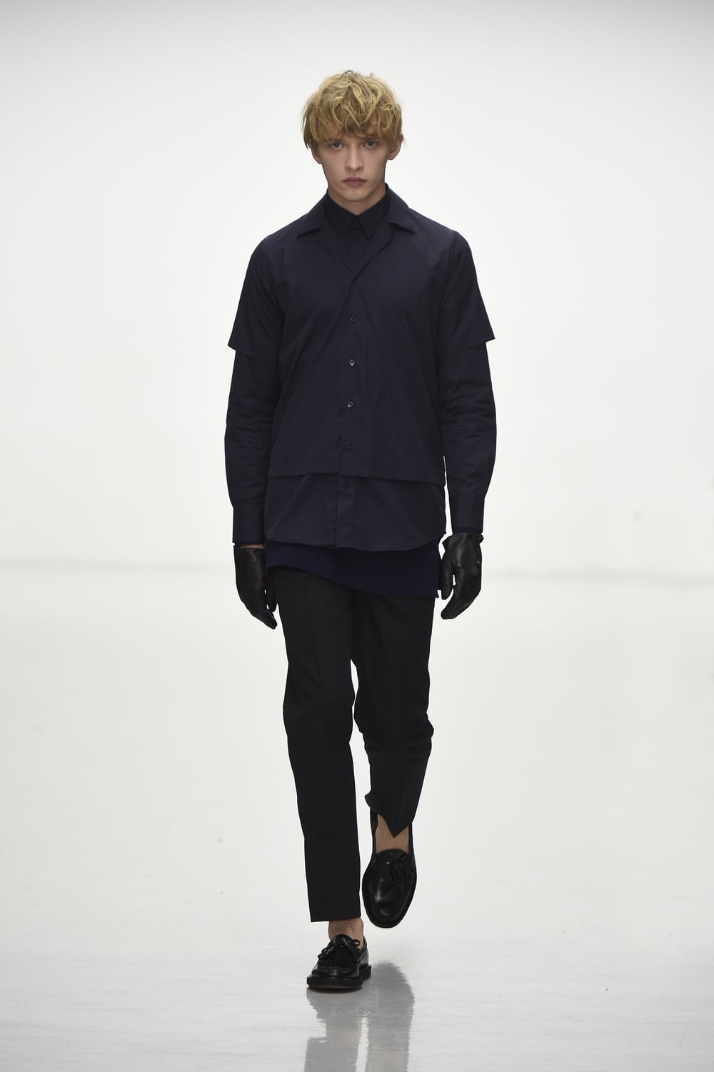 Matthew Miller AW16 at London Collections Men.