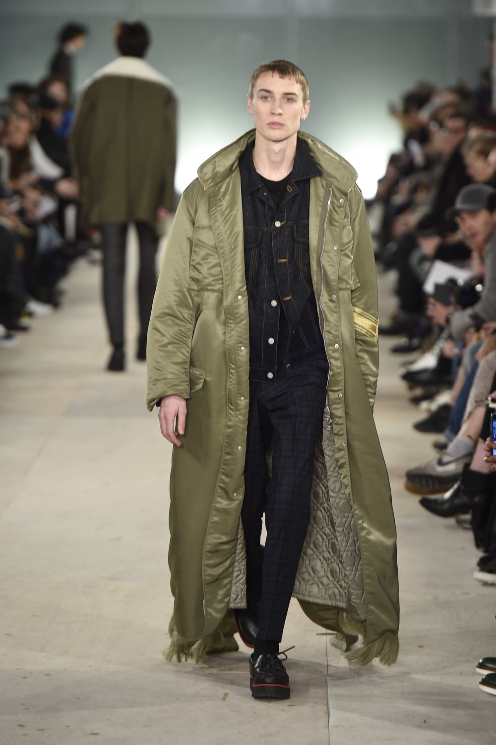 Casely-Hayford AW16 at London Collections Men.
