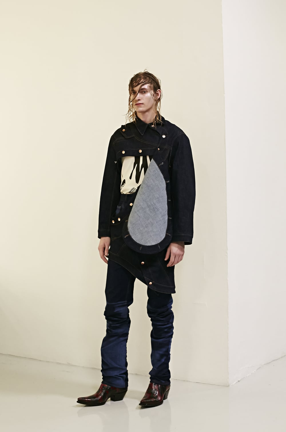 Alex Mullins AW16 at London Collections Men