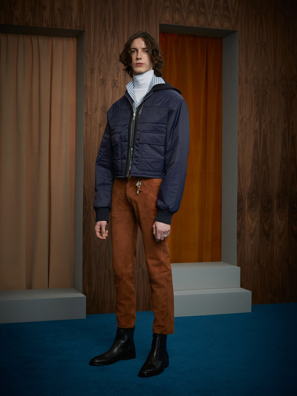 CMMN SWDN AW16 at London Collections Men
