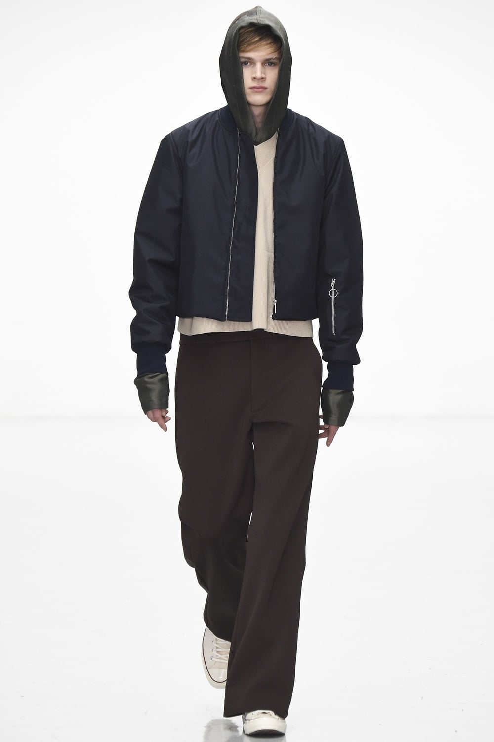 Agi & Sam AW16 at London Collections Men