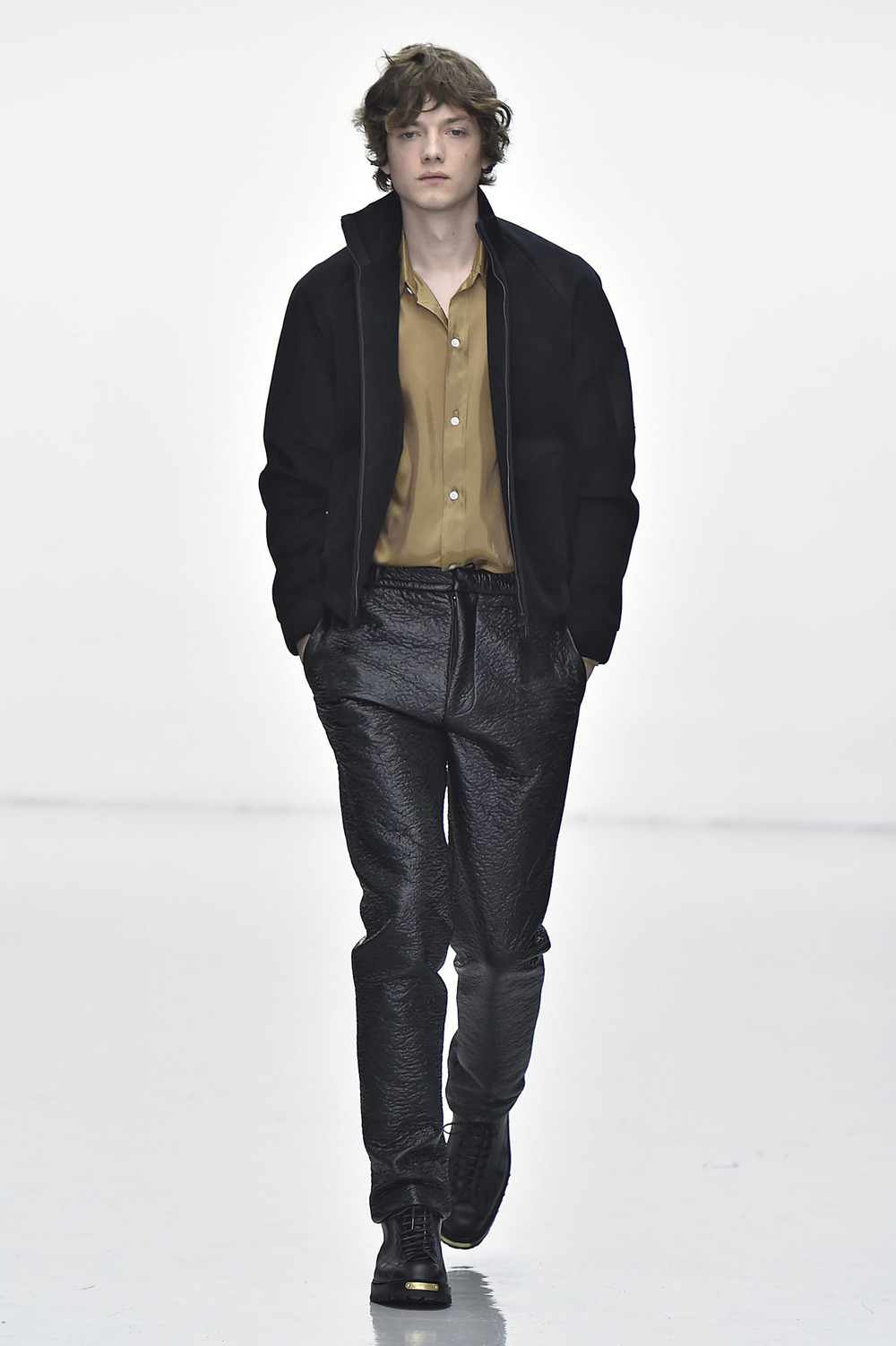 Lou Dalton AW16 at London Collections Men