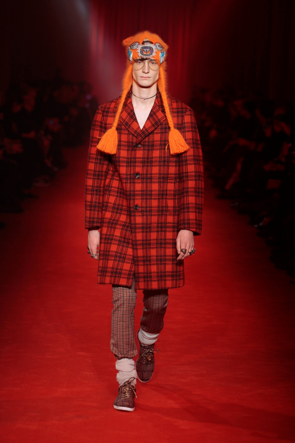 Gucci Men's FW16 at Milan Fashion Week