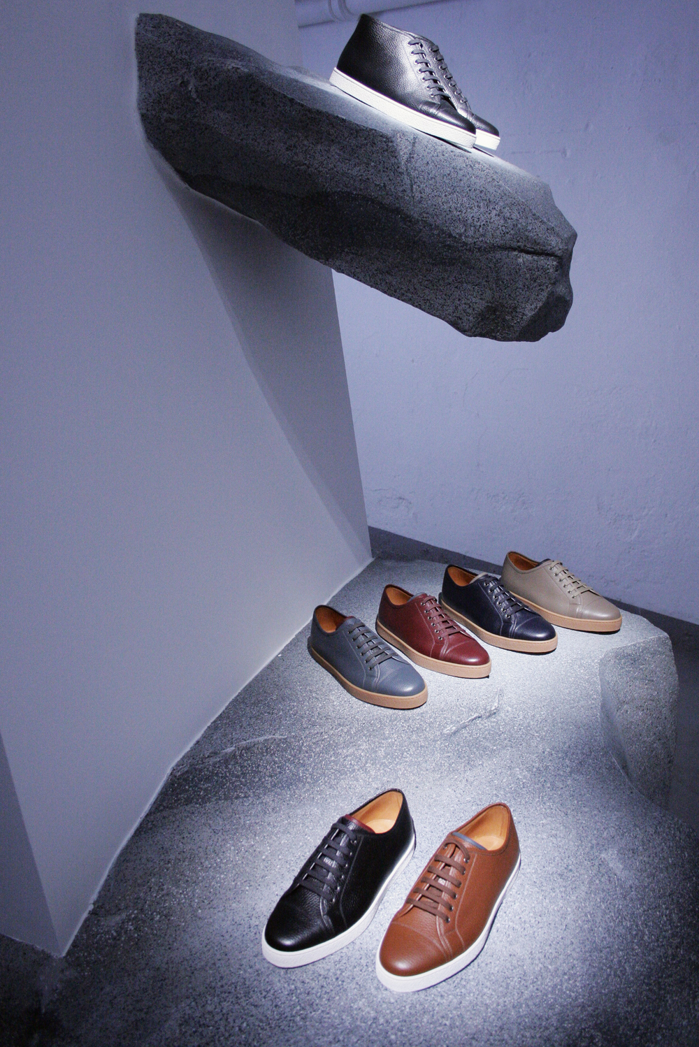 John Lobb AW16 at London Collections Men