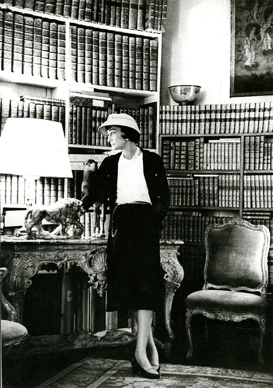 Mike de Dulmen (1957), CHANEL Collection Paris / culture.chanel.com