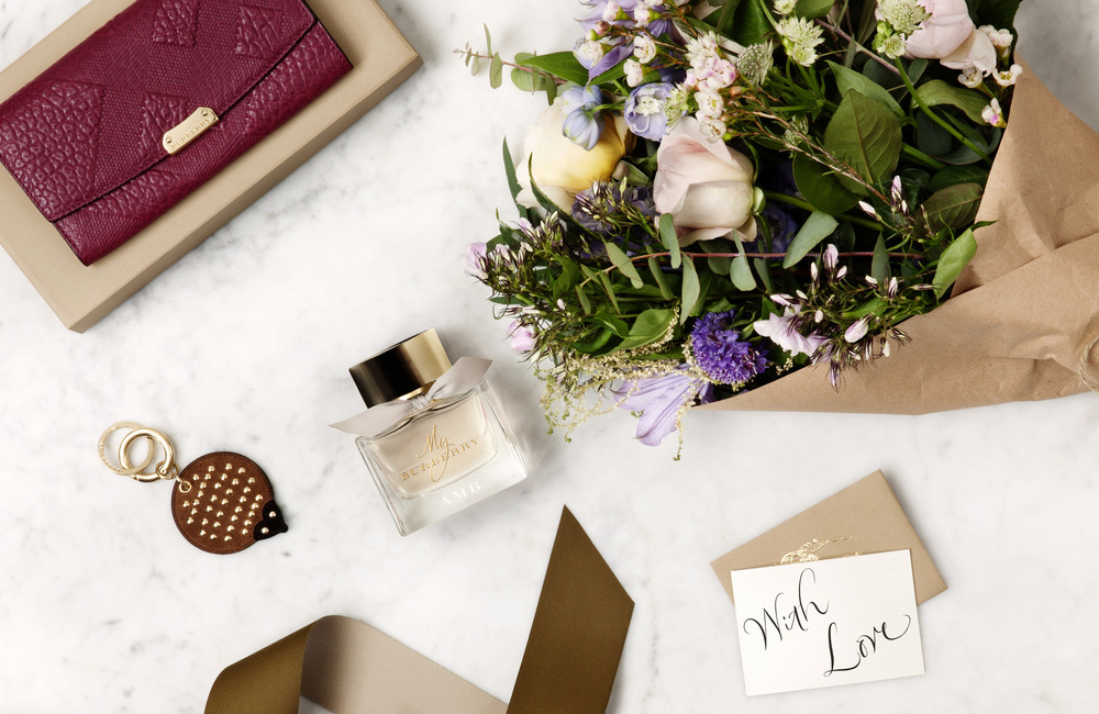 Burberry Hong Kong Mother's Day Florist Pop-Up 2016