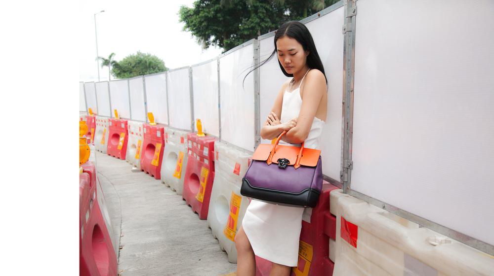 Sa Rang by Joanne Cheung for Rhea Magazine