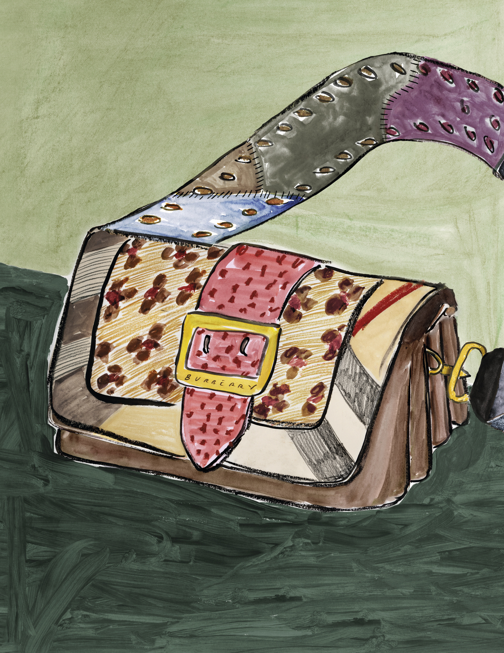 Illustration of The Patchwork by Luke Edward Hall for Burberry - on embargo until 31 May, 8AM UK time_001.jpg