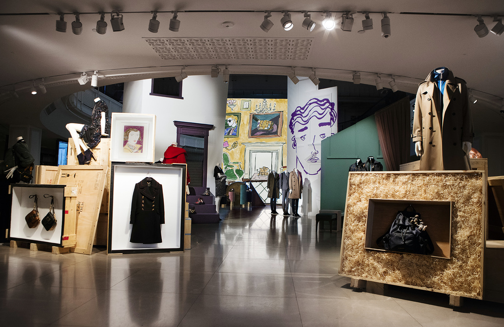 Burberry celebrates craftsmanship and personalisation at its 121 Regent Street flagship_004.jpg