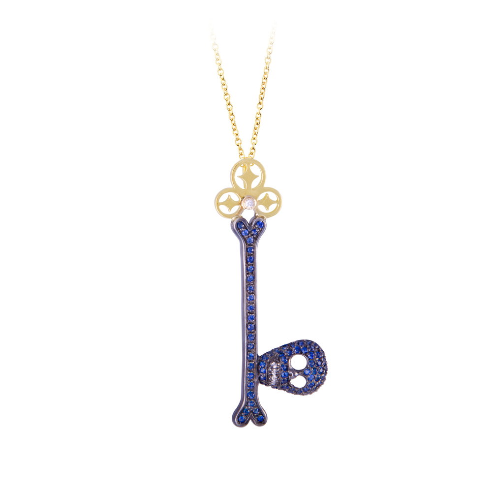 KEY, pendant, Garden of Earthly Delights collection, Gaelle Khouri, -ú1,104.jpg