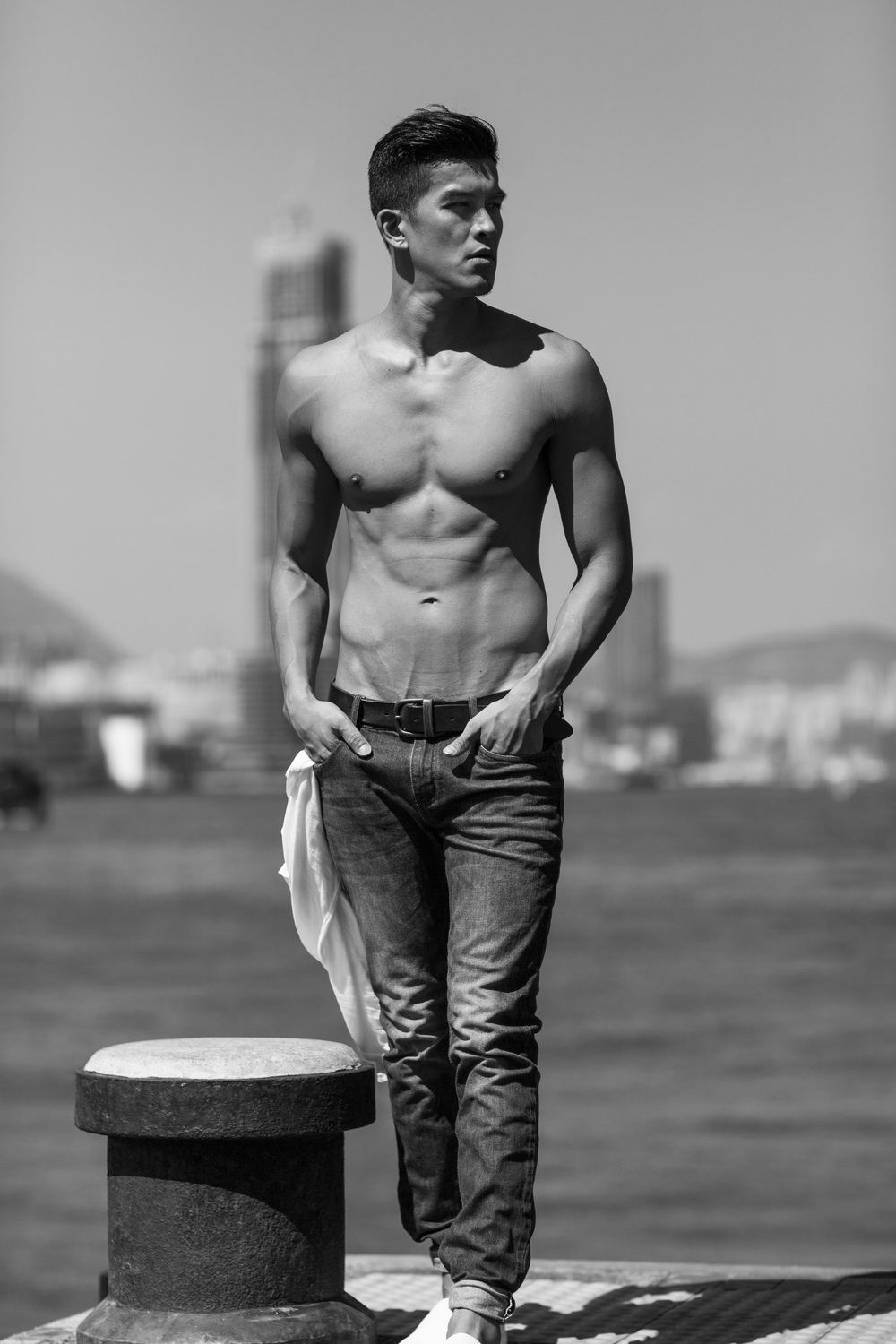 Andy Cheung by Brian HK Chan for Rhea Magazine