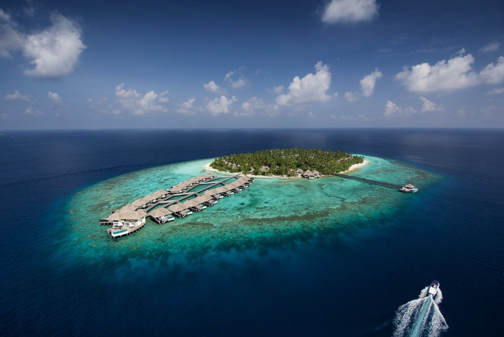 Outrigger Konotta Maldives Resort, photo courtesy of ScottAsia Communications