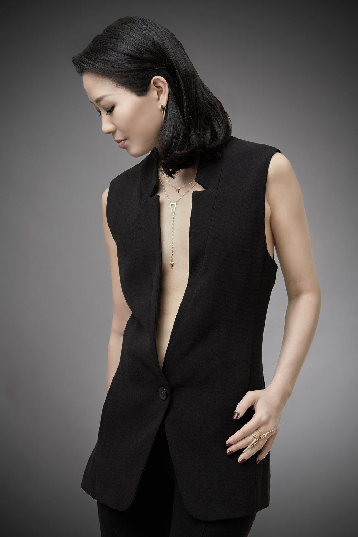 Designer Maya Yuen, photo courtesy of Voltage PR