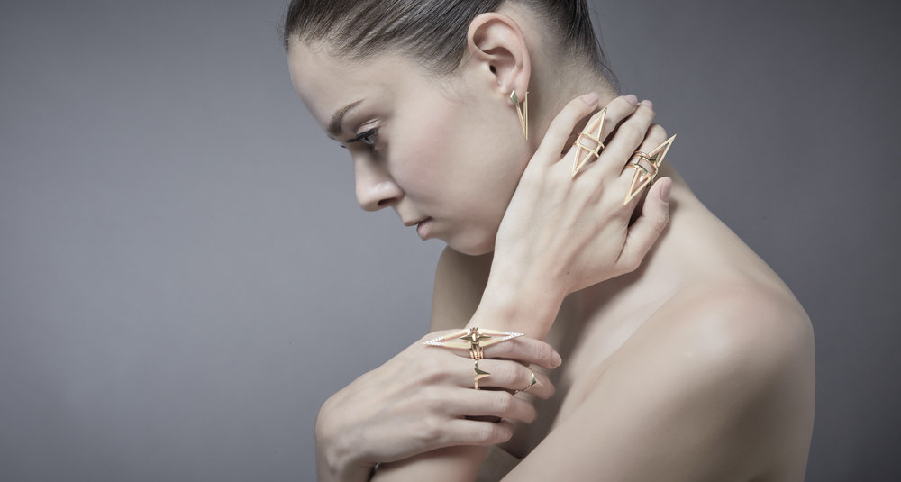 "The ""Delta Joir"" Collection, MAYAYUEN JEWELLERY, photo courtesy of Voltage PR"