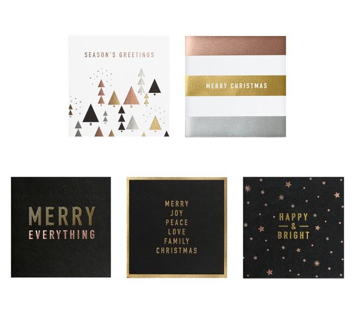 kikki.K Christmas 2016 Cards