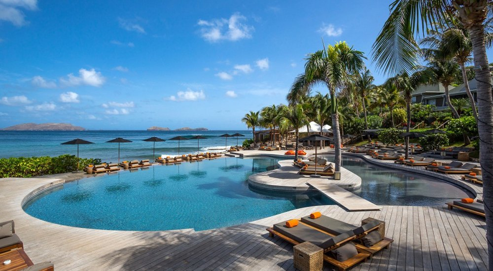 Photo courtesy Hotel Christopher, St Barths
