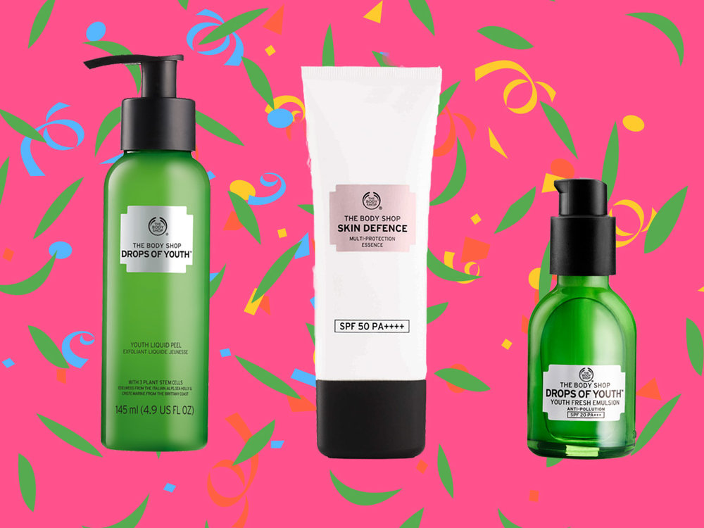 The Body Shop Anti-Pollution Revolution