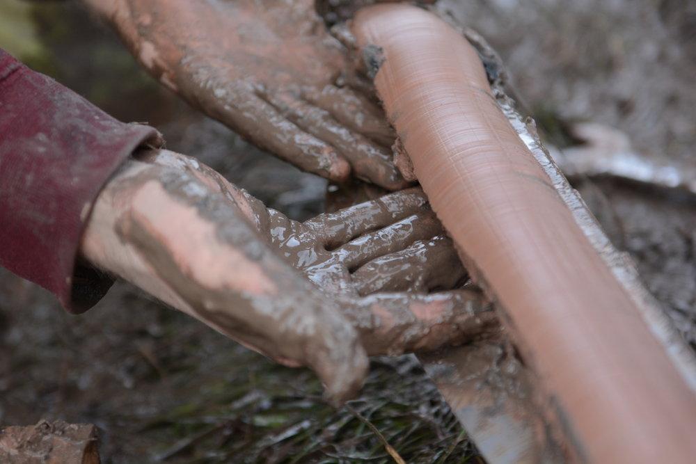 bogging clay.JPG