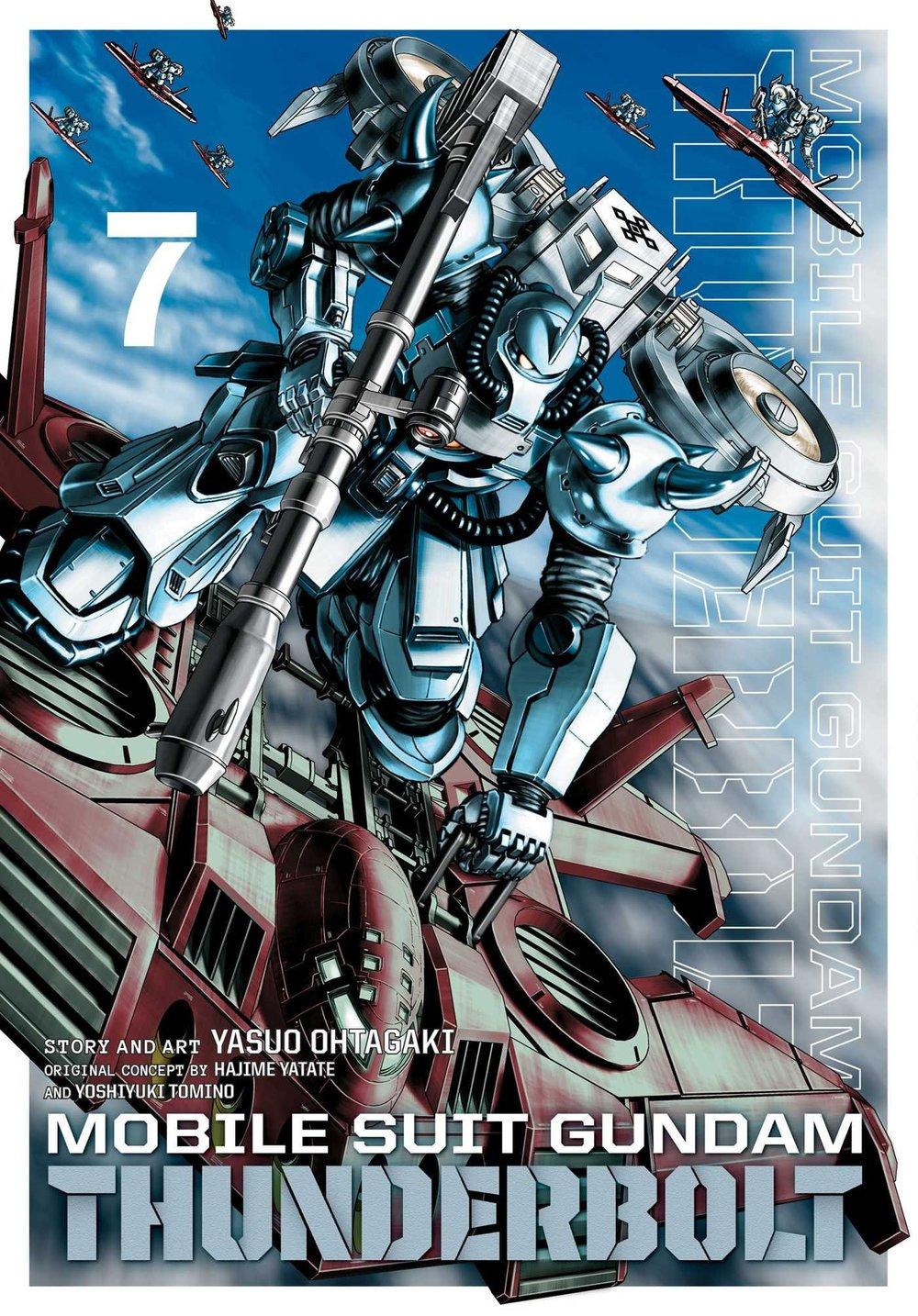 - 2. Mobile Suit Gundam: Thunderbolt by Yasuo Ohtagaki (Viz)