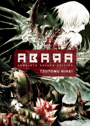 - 1. Abara by Tsutomu Nihei (Viz)