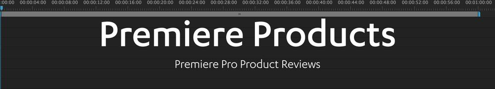 premiere pro product reviews