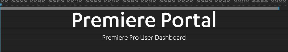 premiere-pro-user-dashboard