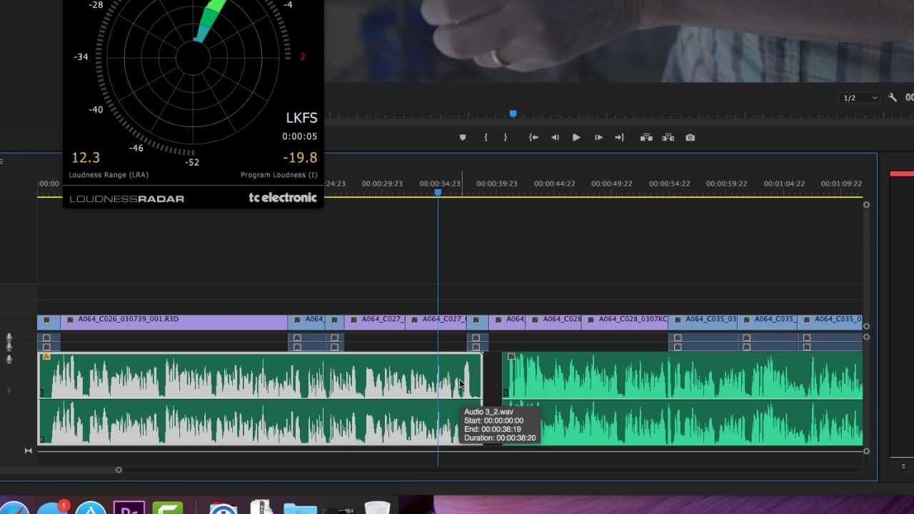 Rocket Pencil Productions: How to use Loudness Radar Adobe