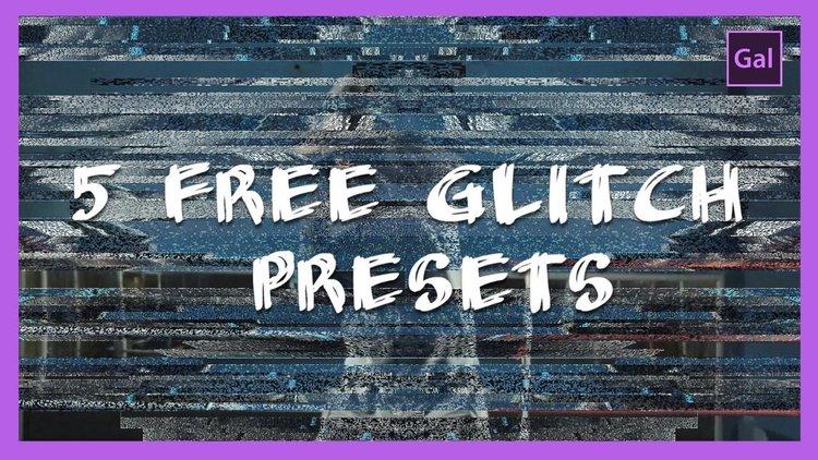 Premiere gal 5 free glitch presets for premiere pro cc 2017 premiere gal 5 free glitch presets for premiere pro cc 2017 spiritdancerdesigns Choice Image