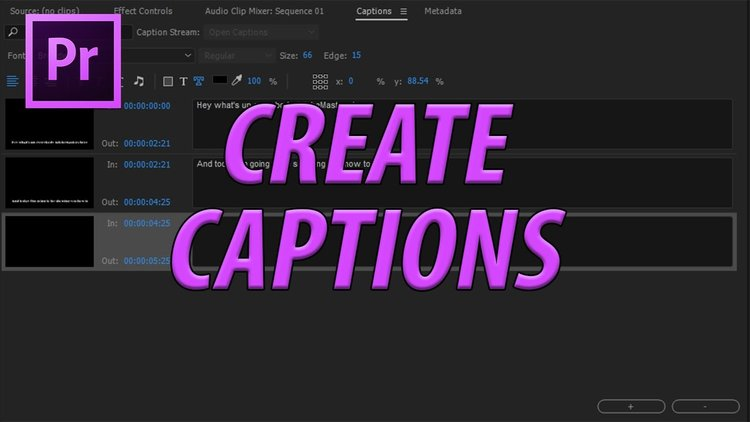 AdobeMasters: How to Add Fonts using Typekit in Adobe Premiere Pro