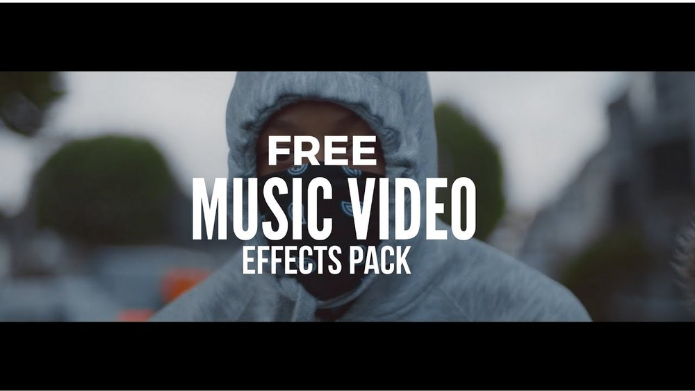 BJK Productions: Free Music Video Effects Pack for Premiere Pro