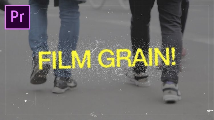 2 Minute Tutorials: How to Add a Film Grain Effect in Premiere Pro