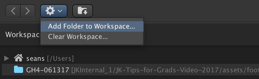 kyno-workspace