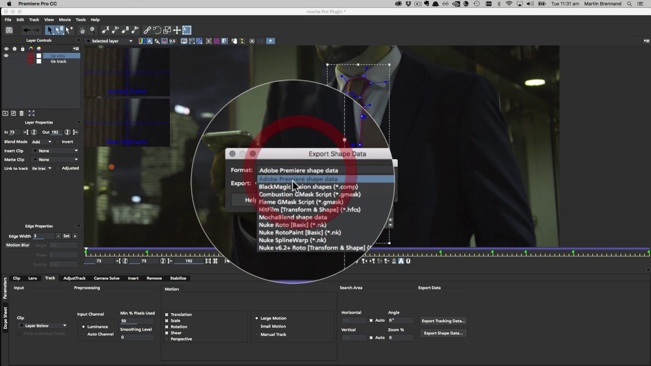 Mocha: Tutorial Mocha Masking for Adobe Premiere Pro — Premiere Bro