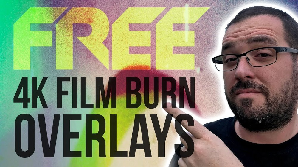 Rampant Design Free 4k Film Burn Effects For Adobe Premiere Pro