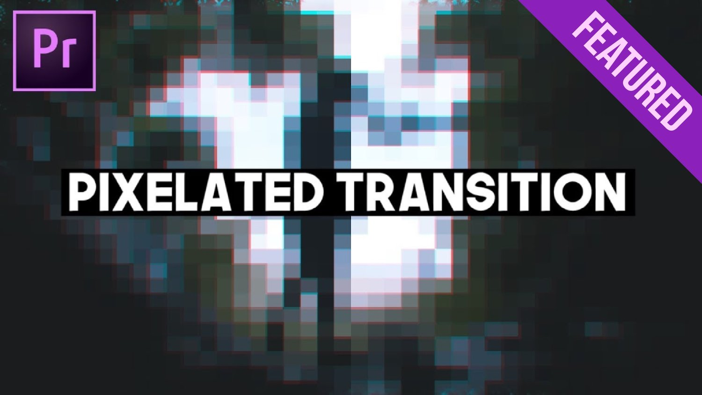 FilmVentureStudios: RGB Pixelated Transition in Premiere Pro