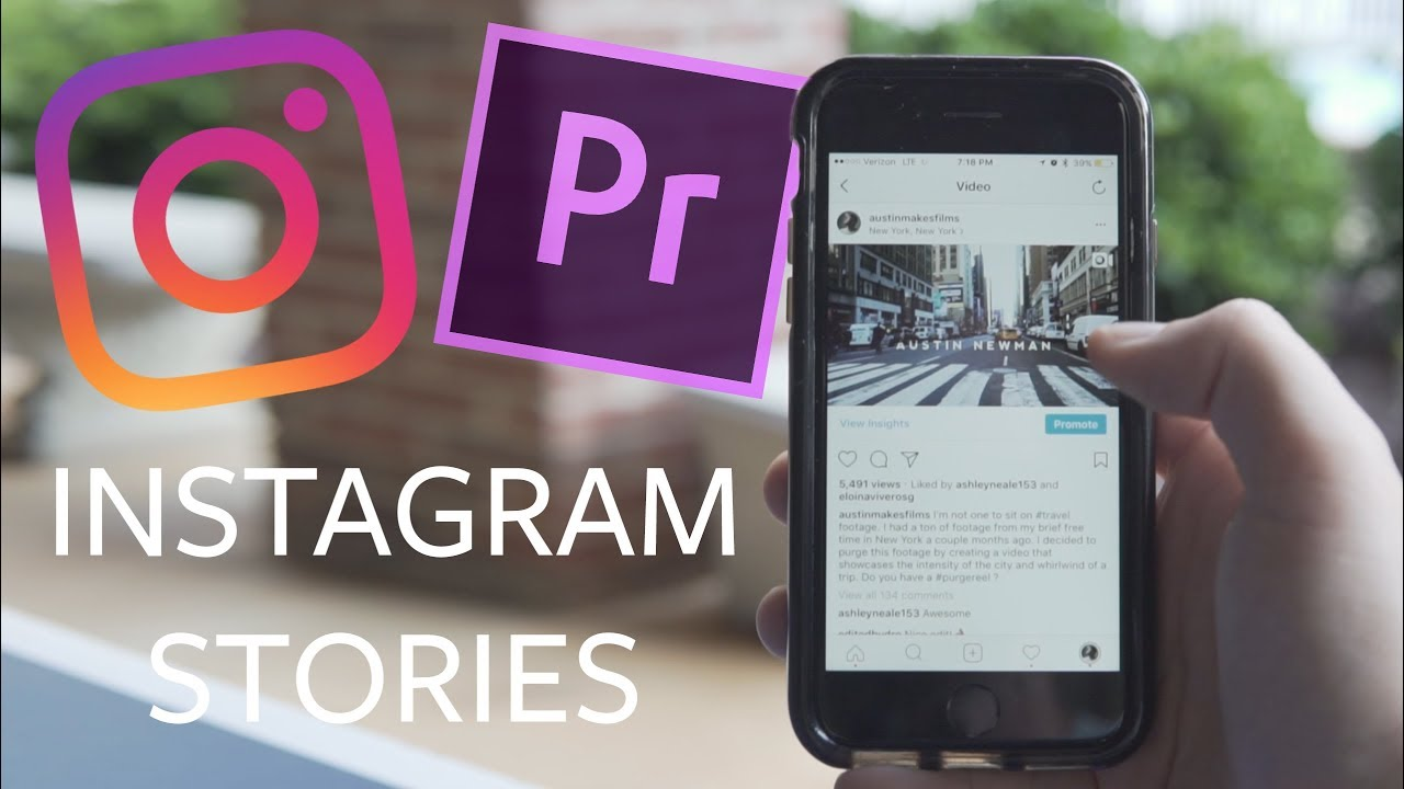 Motion Array: How To Export Videos For Instagram In Premiere
