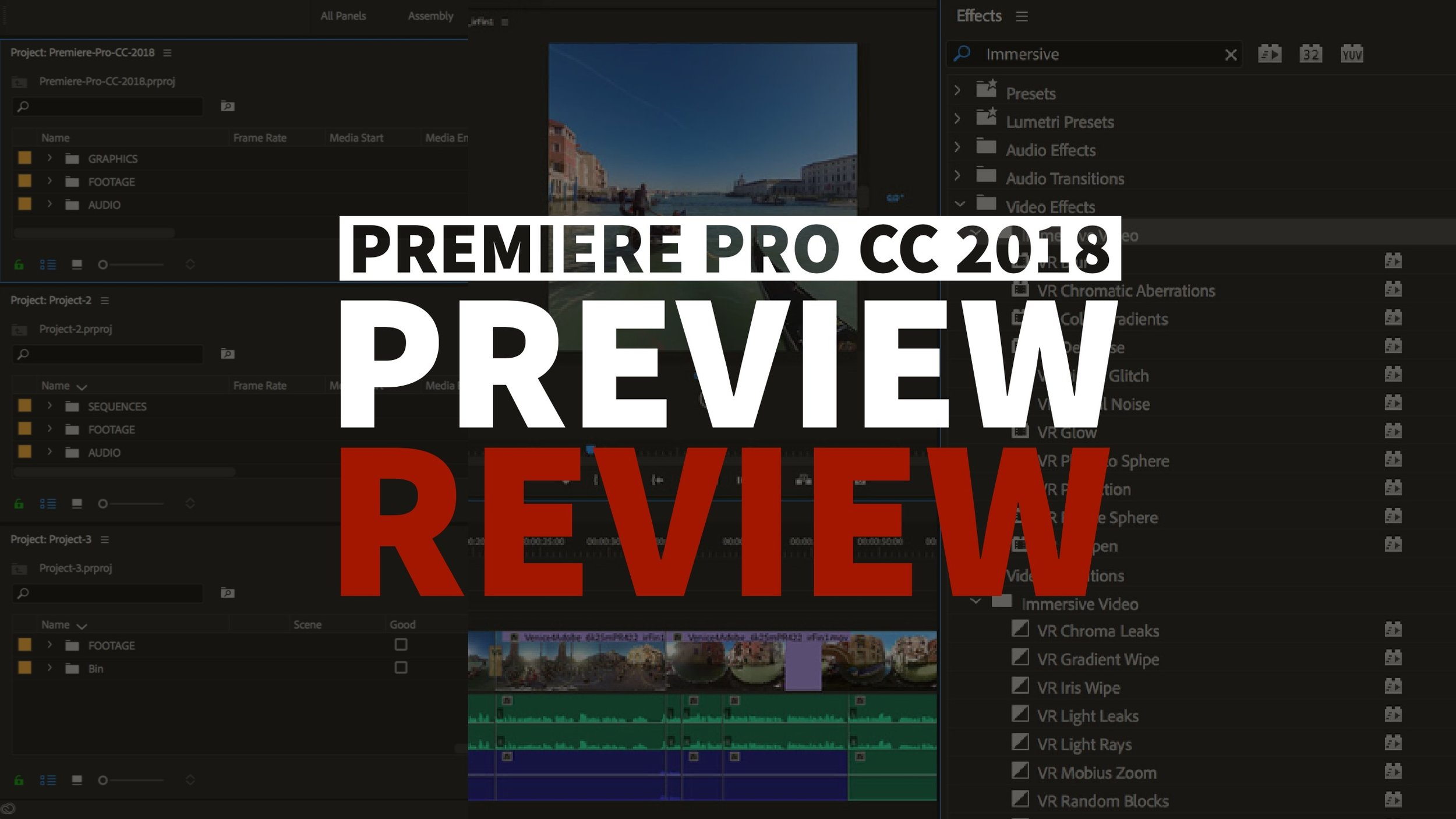 An Overview of Overlays in Premiere Pro — Premiere Bro