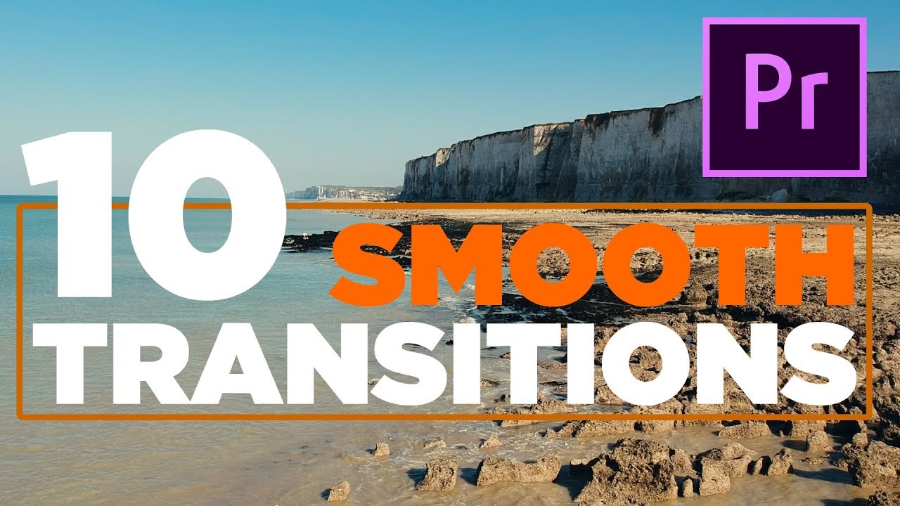 Orange83: Smooth Transition Preset 10 pack for Premiere Pro (FREE