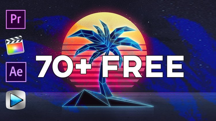 Max Novak: 100+ FREE Vaporwave Video Clips Resource Pack — Premiere Bro