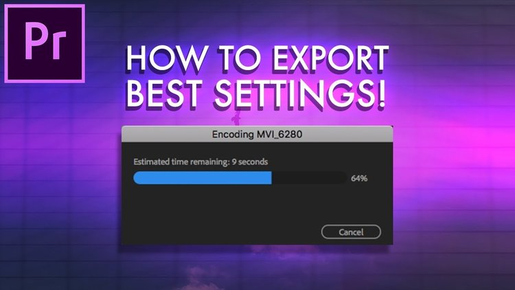 tutvid: How to Export The Best HD Video for YouTube — Premiere Bro