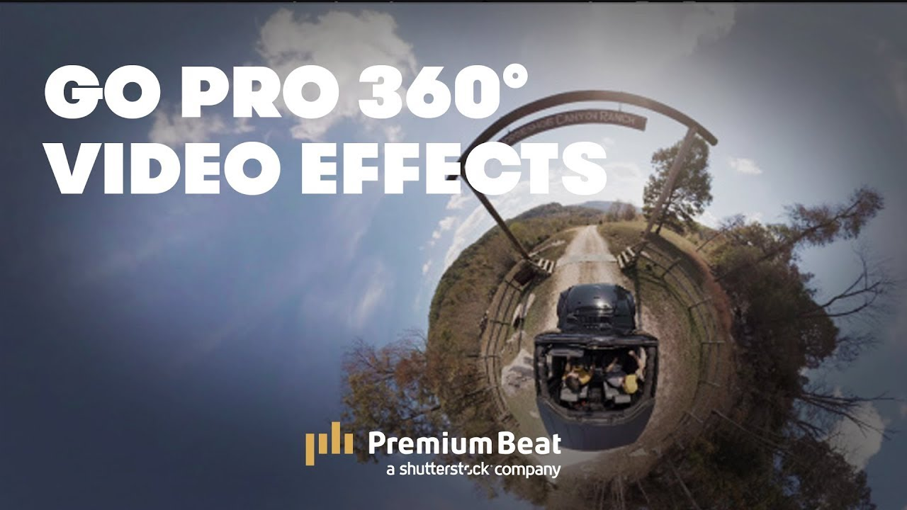 Premiumbeat: How to Use the Free GoPro VR Effects in Premiere Pro