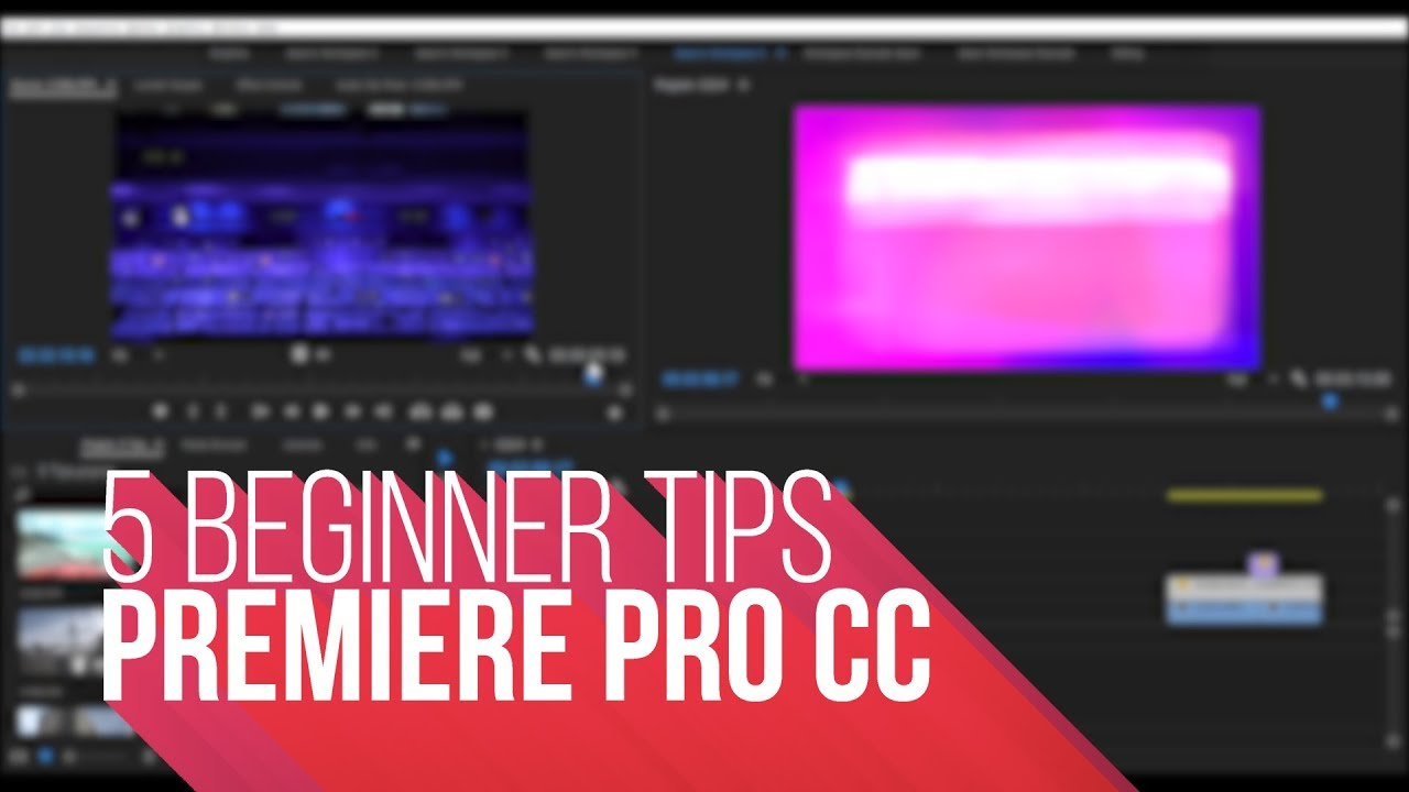 how to make a square video in premiere pro cc2018