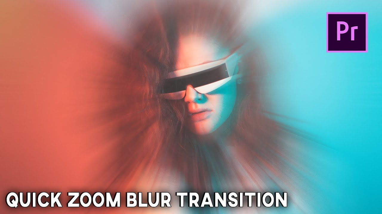 Brandon Losada: How to Create a Quick Zoom Blur Transition