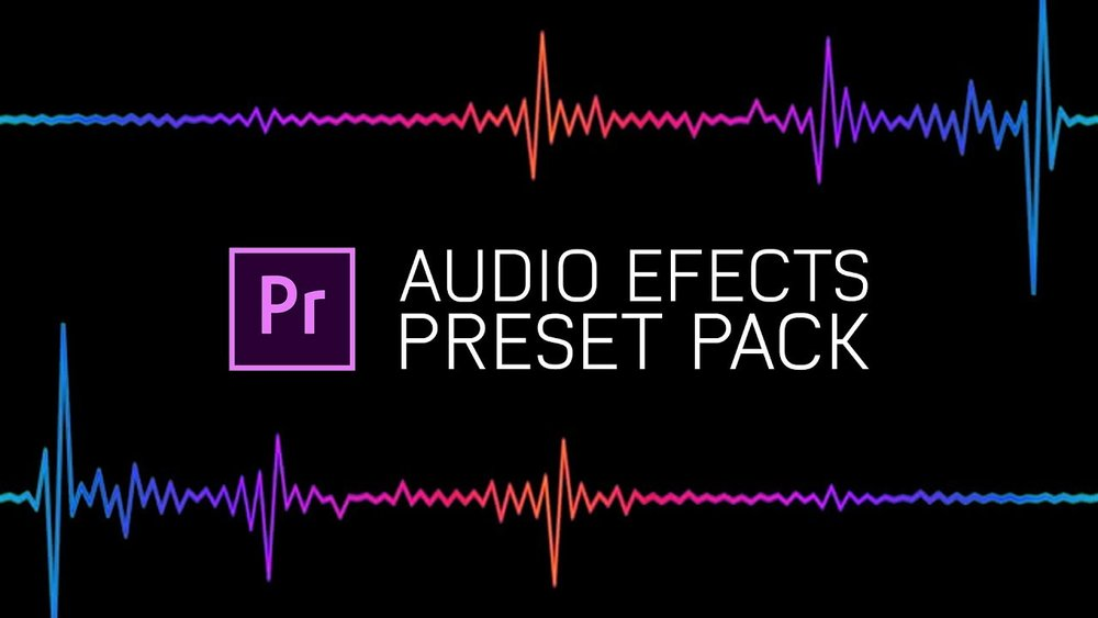 Kyler Holland: Audio Effects Preset Pack for Premiere Pro (FREE